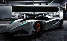Future Lamborghini Cars | Lamborghini Feruccio 3 7 Awesome concept cars we will probably never ...