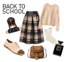 Back to school part 2 by afrodille-by-andreea on Polyvore featuring maurices and Splendid