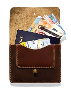 Flap Wallet shot