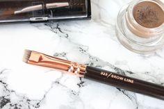 Der beste Augenbrauen Pinsel - Mehr zu meinen Tipps für tolle Augenbrauen auf dem Blog!