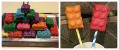 How to make a Lego Cake!