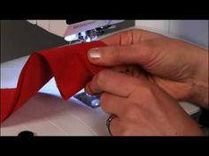 BERNINA 3 Series Tutorial:  Buttonholes / Button sew on
