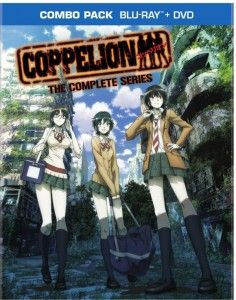 Coppelion Complete Collection Blu-ray Anime Review