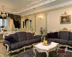 Квартира в барочной классике