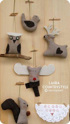 Christmas 2014: Christmas ornaments