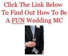 Checklist for Wedding MC