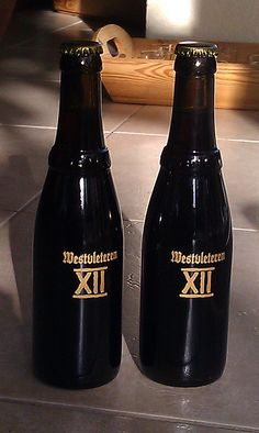 Westvleteren 12 [Beer], considered the best beer in the world!