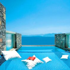 Elounda Peninsula. Crete, Greece. Best Boutique Luxury Hotel Reviews