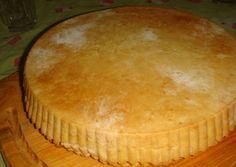masa de tarta salada Argentina Food, Cheesecake, Vol Au Vent, Pie Shell, Empanadas, Churros, Freezer Meals, Crockpot Recipes, Free Food