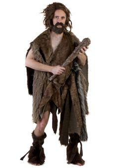 DIY caveman costume by soccerstar2379 on Pinterest | diy ...