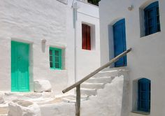 Galani This village is situated to the northern part of Serifos island