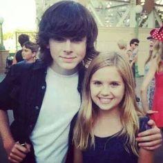 Chandler and Kyla