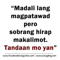 hugot quotes tagalog love quotes in life quotes in