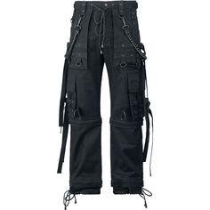 """Nämä Gothicanan """"Black Chain"""" -housut ovat upeine yksityiskohtineen yksinkertaisesti täydelliset!"""