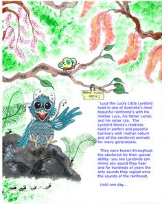 I will be releasing pages 1-18 so you guys can get an extended preview of the book! Just for my Pinterest friends! Enjoy and please spread the word! #childrensbooks #babyanimals #australia #birdsofinstagram #birdsofaustralia #kindle #paperback #ebook #amazon #rainforest #gogreen #conservation #deforestation #saveourplanet #readingisfun #parenthood #momlife #dadlife #kidsbooks #5thgrade #4thgrade #babybird #kawaiioftheday #bestseller #bostonstrong #militarywife #marines #learningisfun…