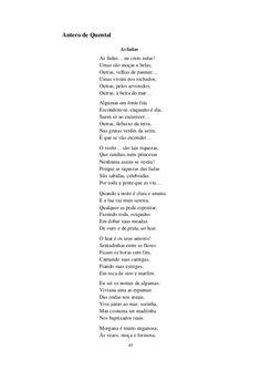 antero quental poemas- FADAS - Pesquisa do Google