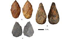 Piedras talladas, Africa