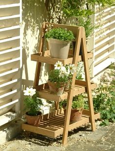 Storage solutions can be applied to your garden too. In a small garden it is…