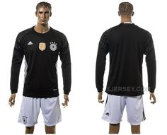http://www.xjersey.com/germany-goalkeeper-long-sleeve-euro-2016-jersey.html GERMANY GOALKEEPER LONG SLEEVE EURO 2016 JERSEY Only 33.11€ , Free Shipping!