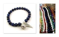 wir lieben Handarbeit - samaki originals Engelrufer Armbänder werden individuell und mit viel Liebe und Sorgfalt für Sie hergestellt  exklusiv über www.samakishop.com
