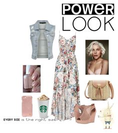 """""""#PowerLook more like Comfort"""" by vanessaperez0413 on Polyvore featuring Auguste, Chinese Laundry, Essie, Tory Burch and powerlook"""