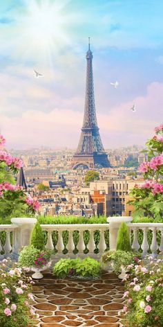 Here you can find a list of 8 ideas how to make incredible photos in Paris, just save locations on the map and and enjoy your photoshoot! wallpaper ideas Top 8 ideas for photos in Paris Anime Backgrounds Wallpapers, Anime Scenery Wallpaper, Landscape Wallpaper, Pretty Wallpapers, Photo Backgrounds, Landscape Art, Landscape Paintings, Photography Studio Background, Studio Background Images