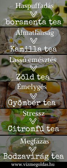Tudj meg többet a gyógynövényekről a Természet patikája című rovatunkból. Herbal Remedies, Natural Remedies, Healthy Drinks, Healthy Recipes, Health Eating, Cata, Healthy Weight, Health And Beauty, Food To Make