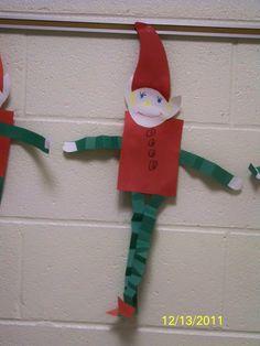 Elf Mischief On Pinterest Elf On The Shelf Elf And