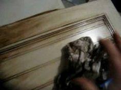 Glazing cabinets part 1