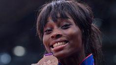 Priscilla Gneto sacrée championne du monde dames, avec son équipe