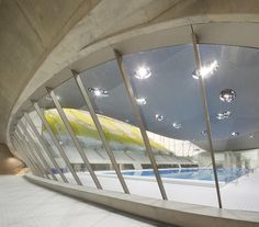 Gallery of London Aquatics Centre for 2012 Summer Olympics / Zaha Hadid Architects - 4