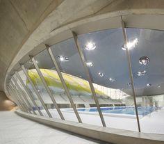 Gallery of London Aquatics Centre for 2012 Summer Olympics / Zaha Hadid Architects - 4