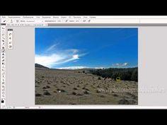 Интересный приём применения команды Света/Тени в фотошопе - YouTube