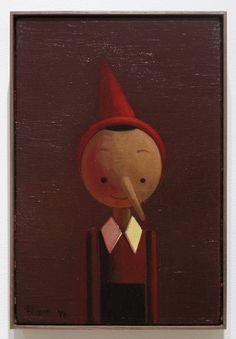 Pinocchio by Liu Ye, 2011