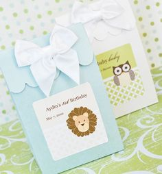 Sweet Shoppe Candy Boxes - Baby Animals. Priced as low as $10.50/Set of 12