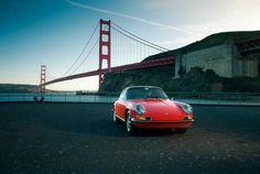 911E Porsche 1970 Restored by Exact10.com