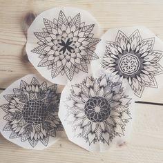 mandala tattoo designs #mandala