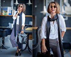 Galant-Girl Ellena - - Let's make it! Outfits Otoño, Casual Outfits, Fashion Outfits, Womens Fashion, Fashion Over 50, Work Fashion, Fashion Looks, Fashion Design, Minimalist Fashion Women