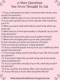 Questions To Ask People, Date Night Questions, Questions To Get To Know Someone, Truth Or Dare Questions, Questions For Friends, Questions To Ask Your Boyfriend, Getting To Know Someone, Dating Questions, Funny Questions