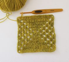 Diy Crochet And Knitting, Crochet Afghans, Crochet Home, Crochet Granny, Crochet Motif, Crochet Baby, Crochet Patterns, Crochet Circles, Crochet Squares