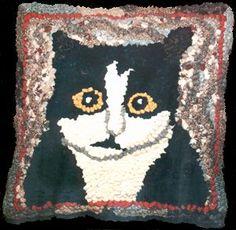 Glum Cat