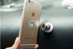 Universal Magnetic Car Holder for iPhone Samsung and GPS