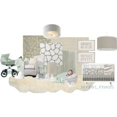 Silveria nursery, created by j-nifer.polyvore.com