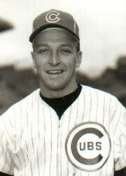 MOE DRABOWSKY:    PITCHER WITH CHICAGO CUBS