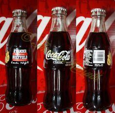Coca-Cola 3 Time Heavy Weight Champion Evander Hollyfield