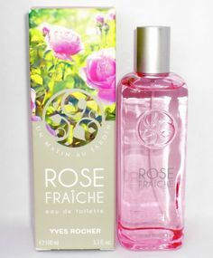 Un Matin au Jardin - Rose Fraîche / Fresh Rose is a perfume by Yves Rocher for women and was released in 2012. The scent is fresh-flowery. It is still in production.