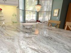 Ocean Beige Granite Countertop
