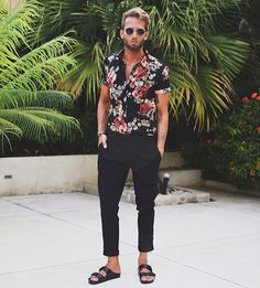 tactful design, relaxed and fit pants. #MensFashion