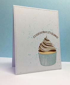 Altenew Layered Cupcake