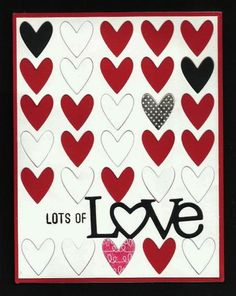 Valentine from Sallie by BarbieP - Cards and Paper Crafts at Splitcoaststampers